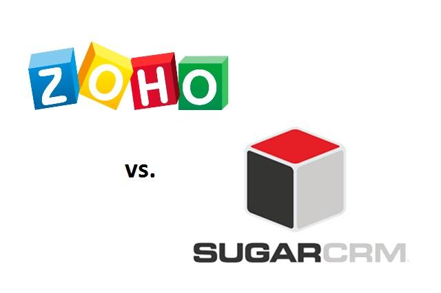 Sugar CRM vs. Zoho CRM