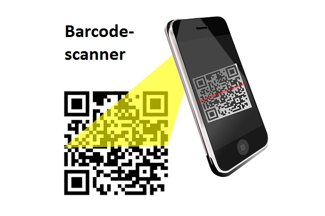 Barcode scanner in Zoho